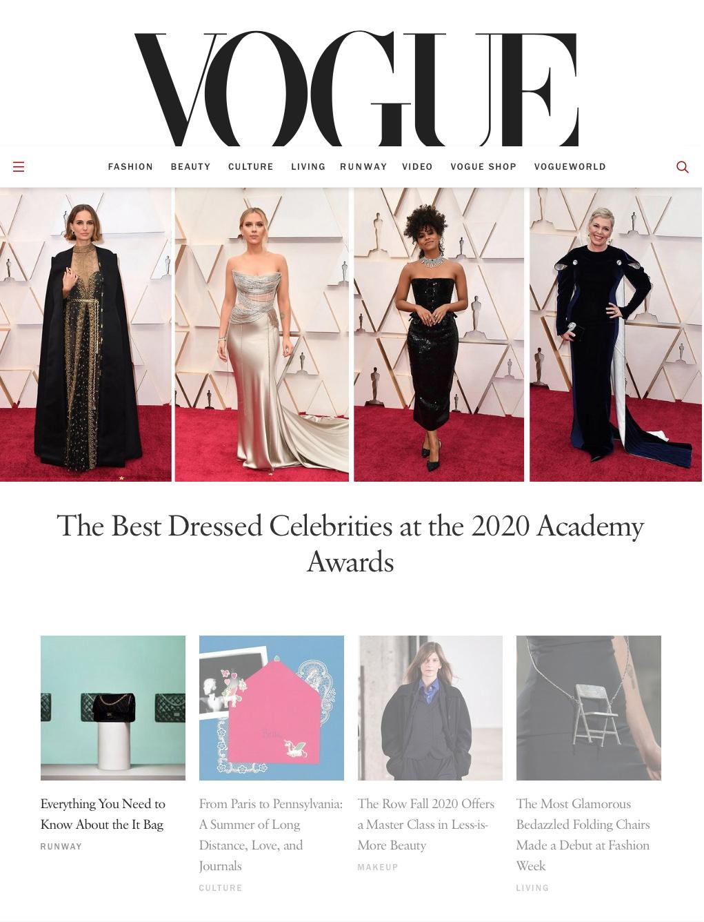Vogue TheItBag press02b Andrew Meyers Hornet