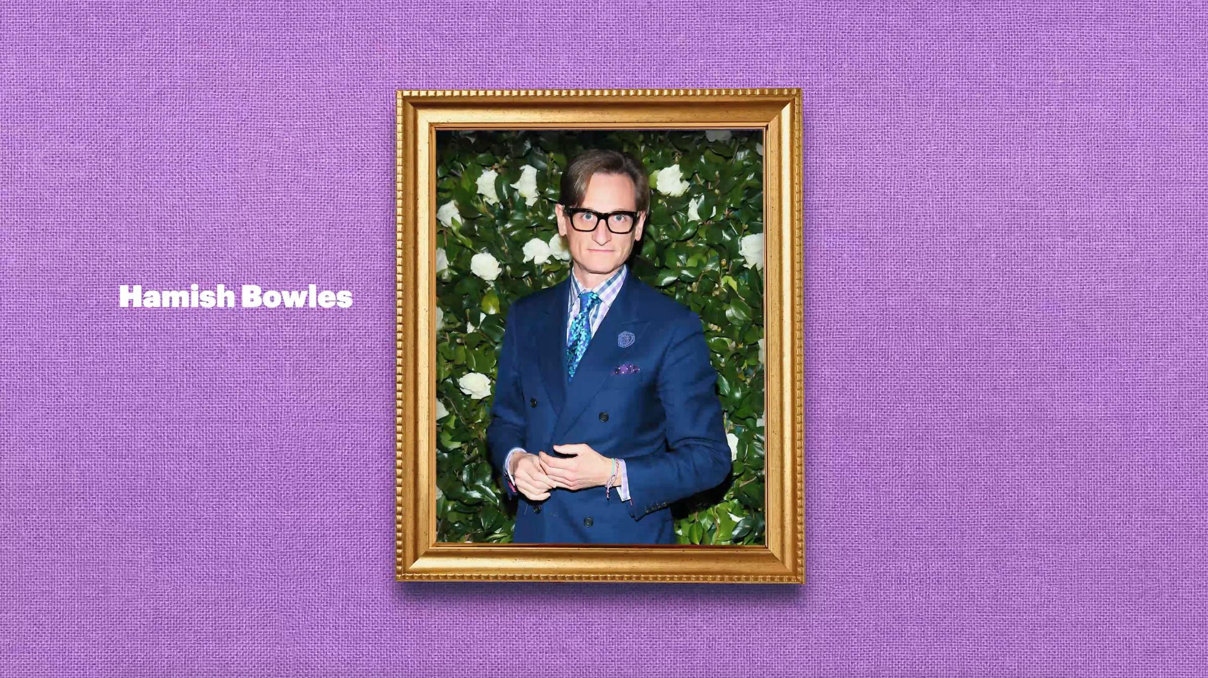 Vogue TheItBag v10 Andrew Meyers Hornet