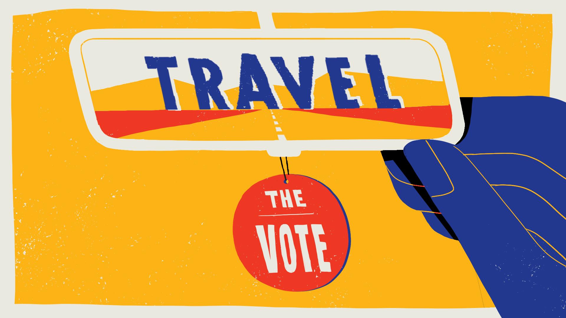 Away Travel the Vote T11 HornetStudio Hornet