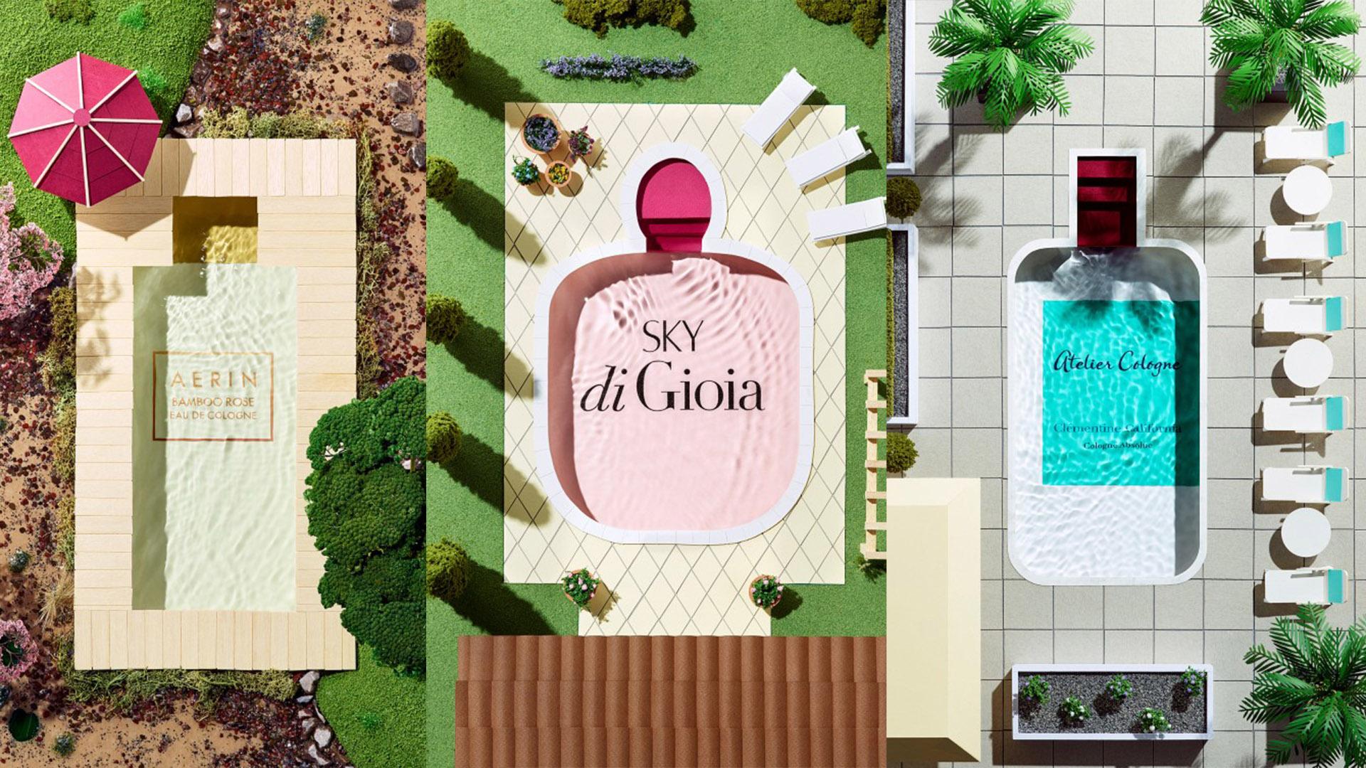 Fragrance Pools