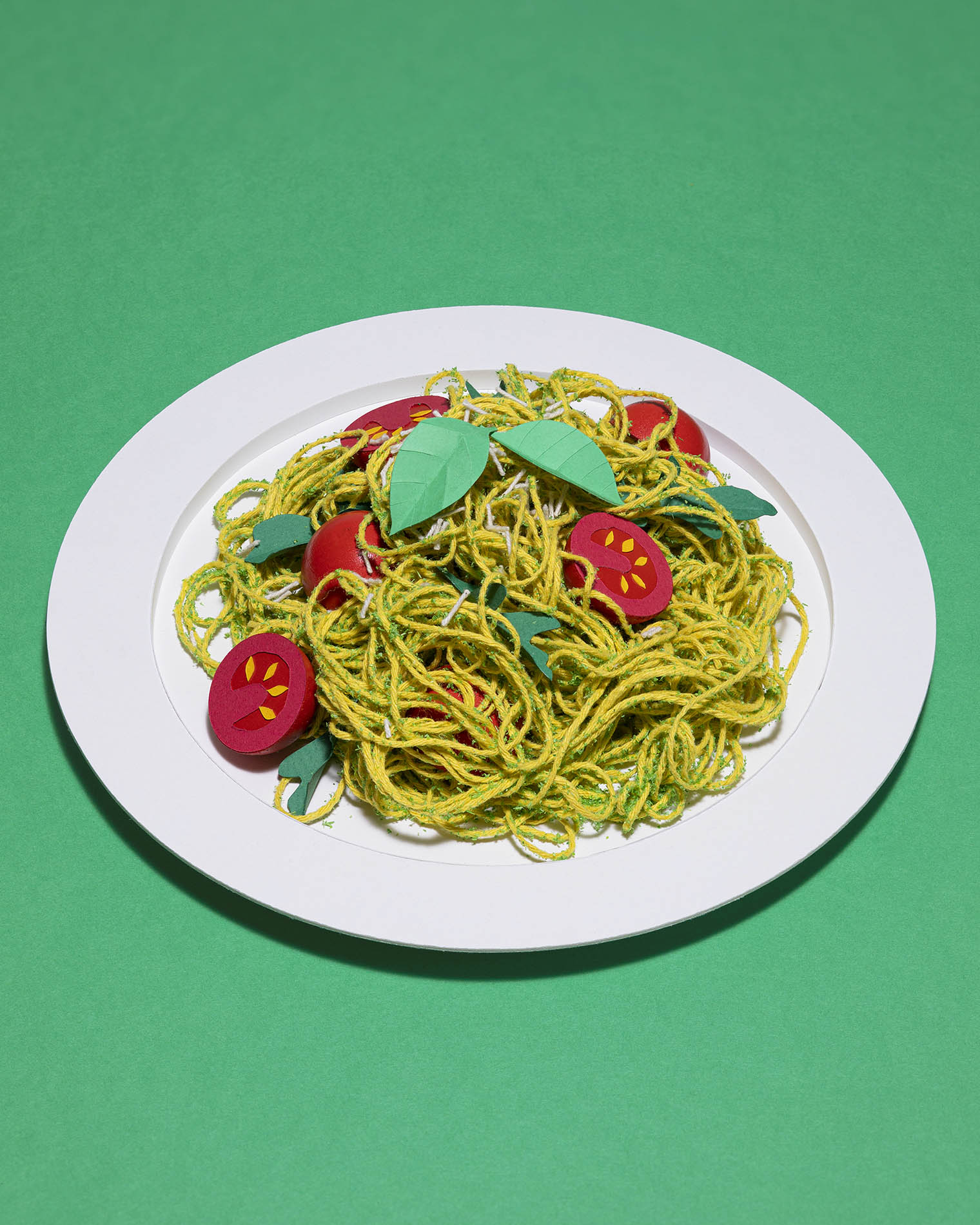 Today's Meal: Pesto Pasta