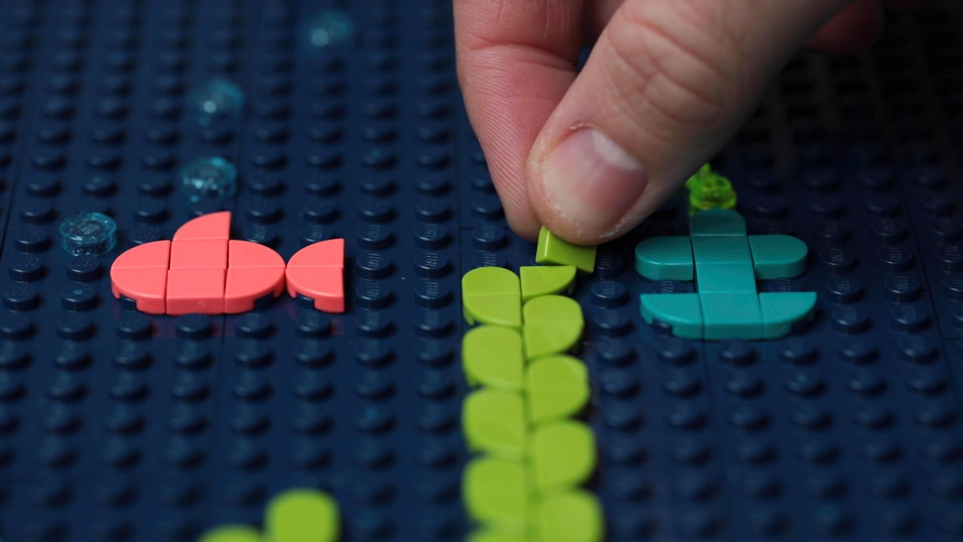 LegoDots BTS01 KyleBean Hornet
