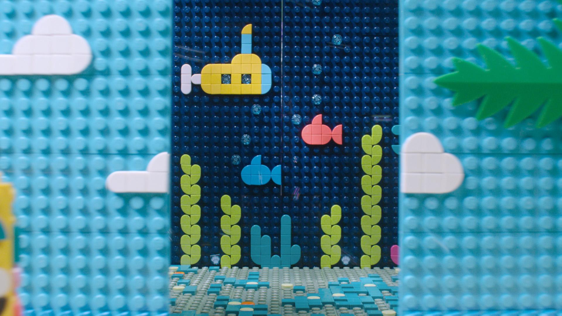 LegoDots T06 KyleBean Hornet
