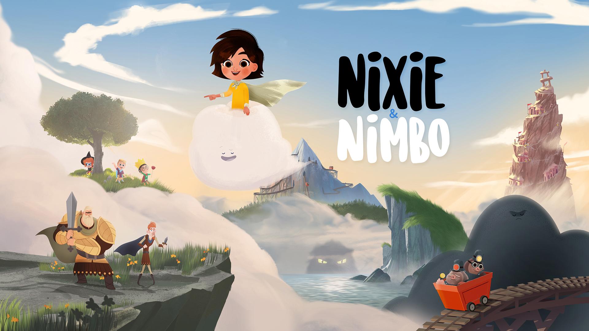 Nixie & Nimbo Trailer