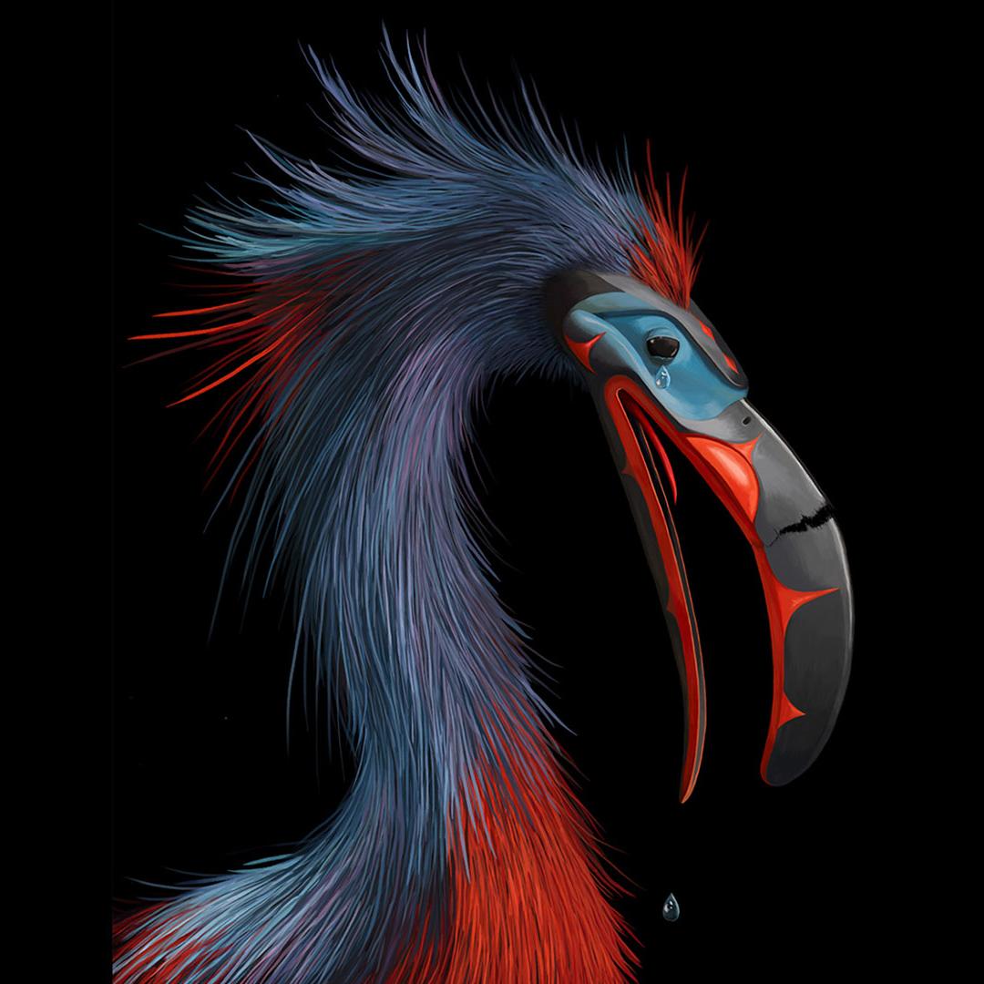 Thunderbird Tears
