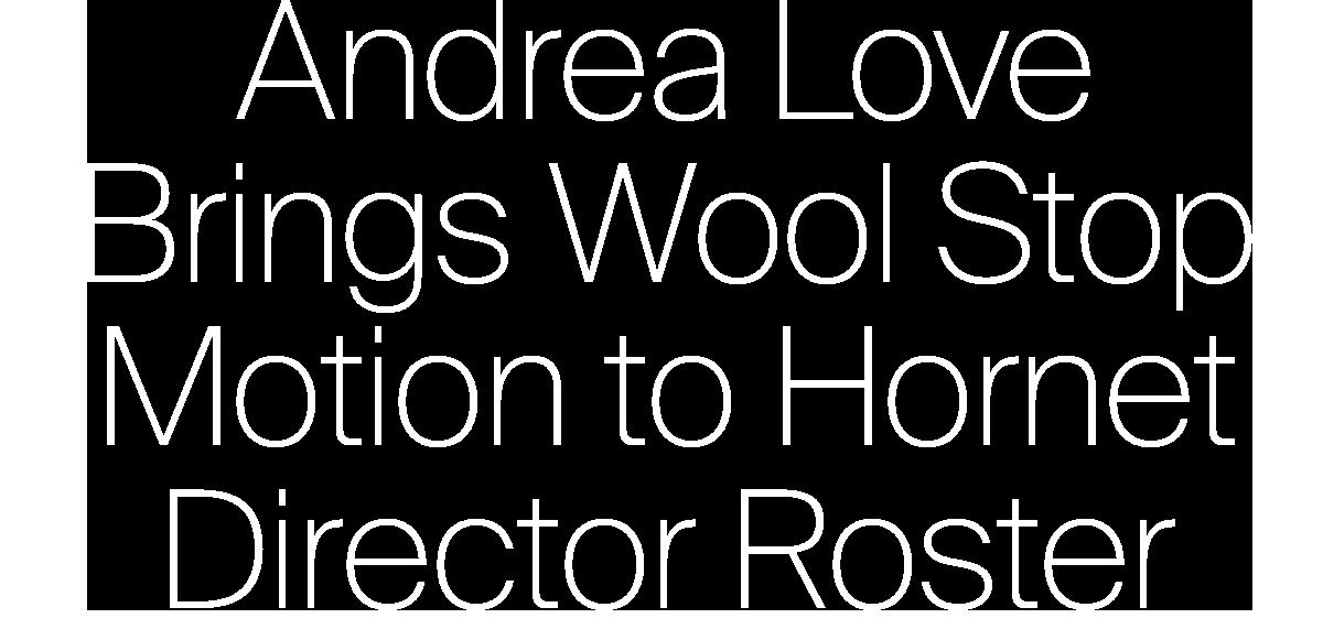 Andrea Love