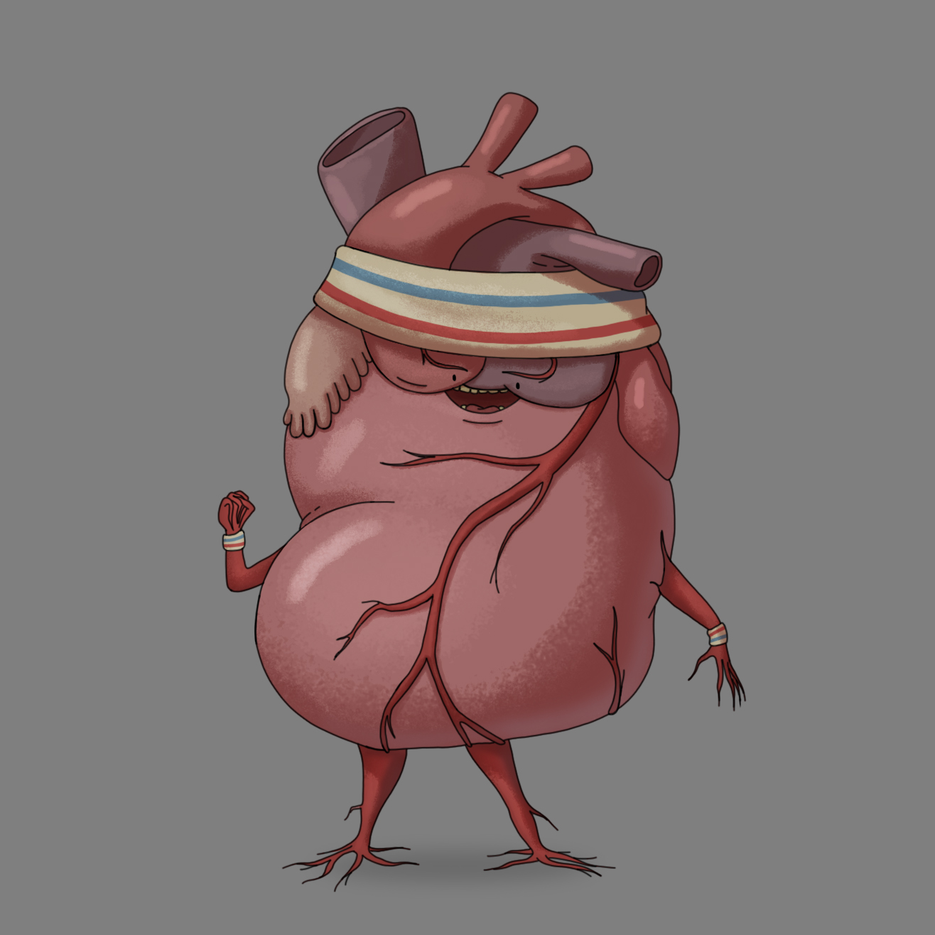 Character Design for Heart
