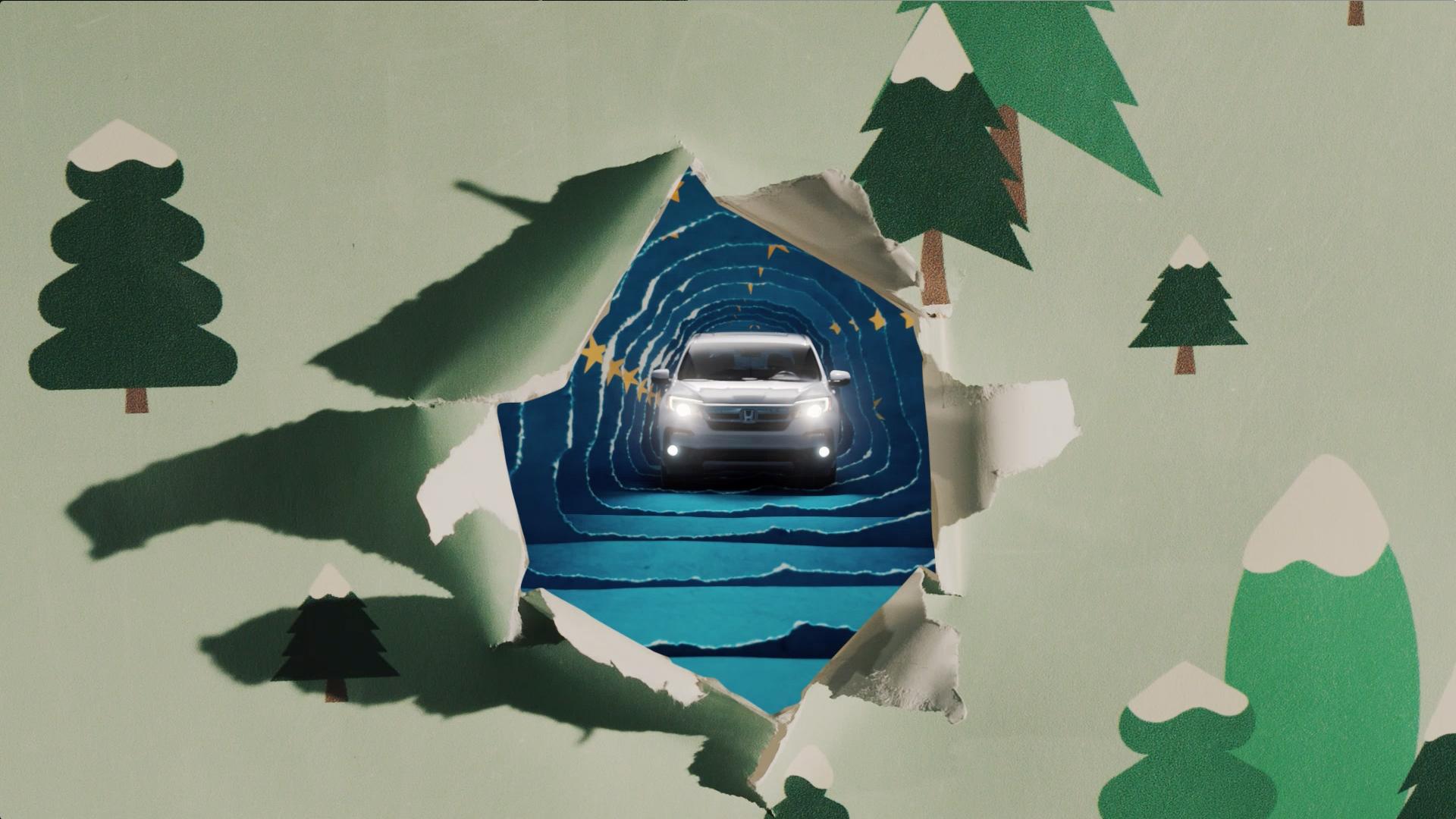 HornetStudio Honda WrappingPaper HP01 Hornet Screening