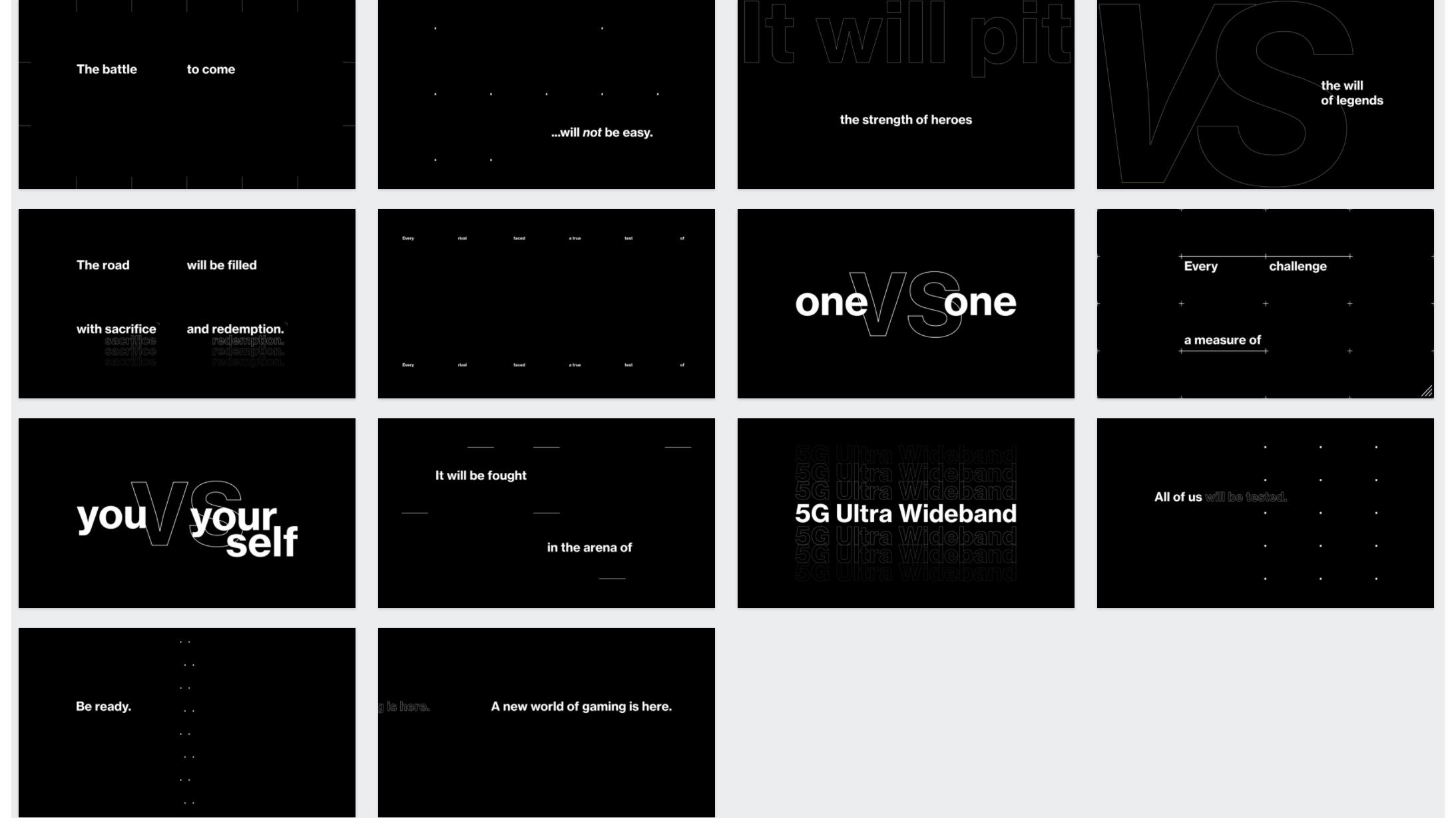 Verizon E3 Type Design