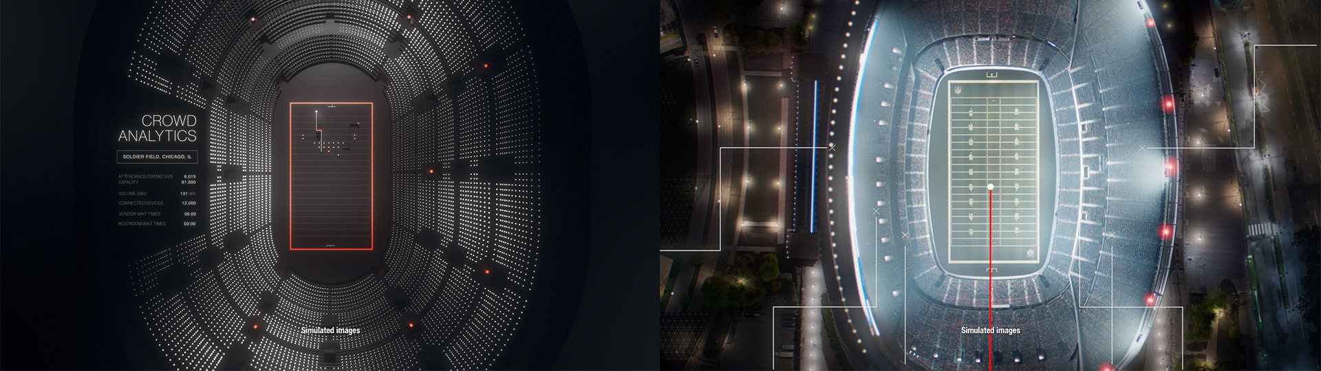 Final Data + Real Stadium Designs