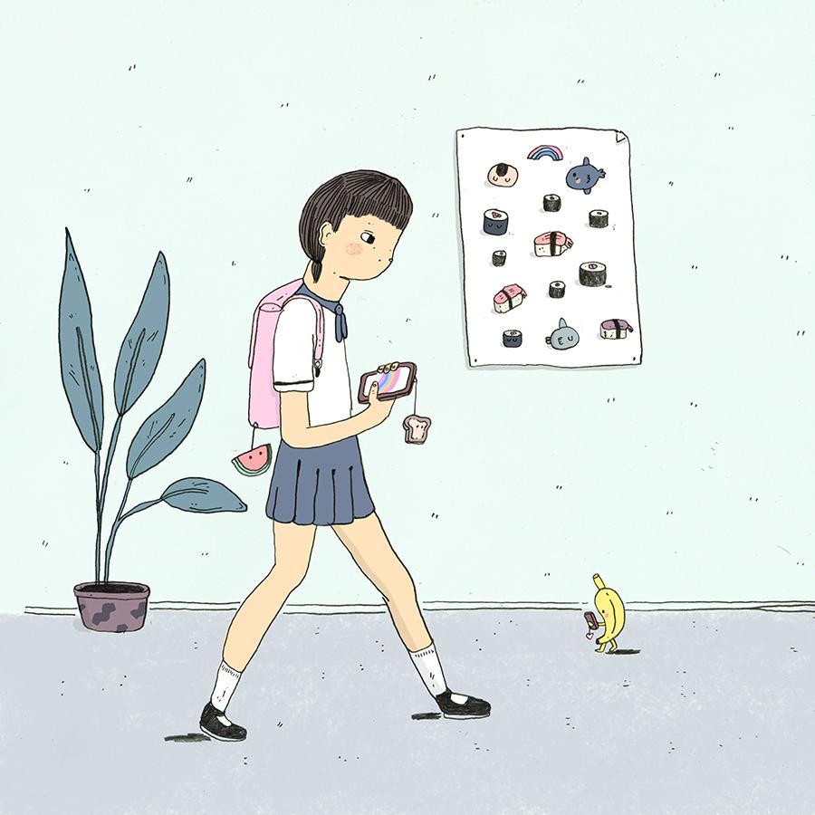 Julia Illustrations