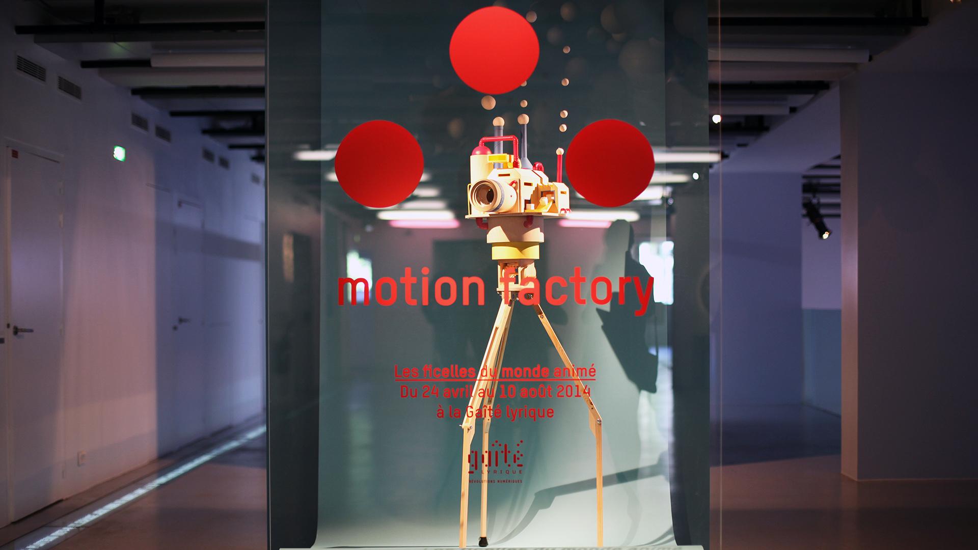 MotionFactoryident BTS01 KyleBean hornet