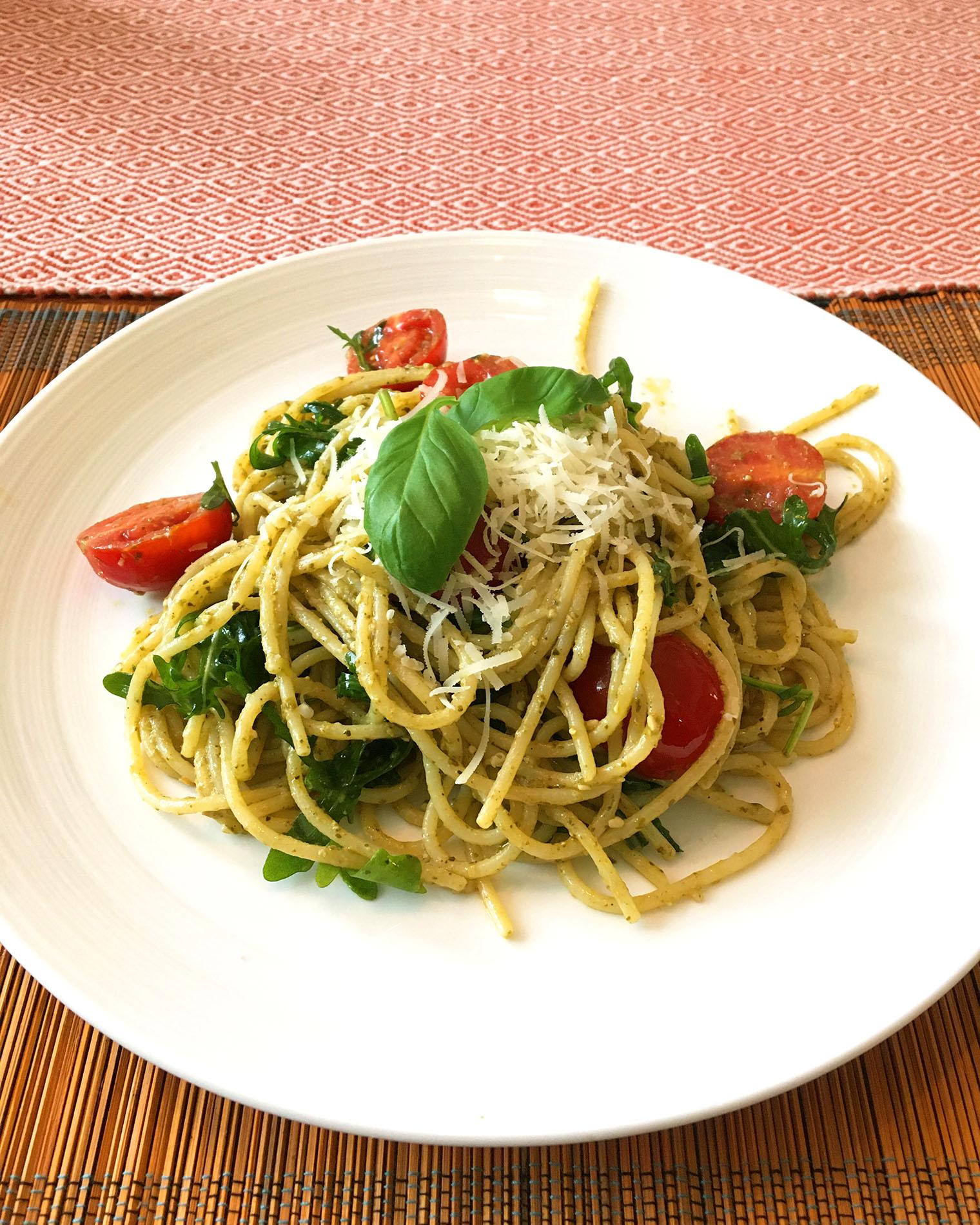 Original Pesto Pasta