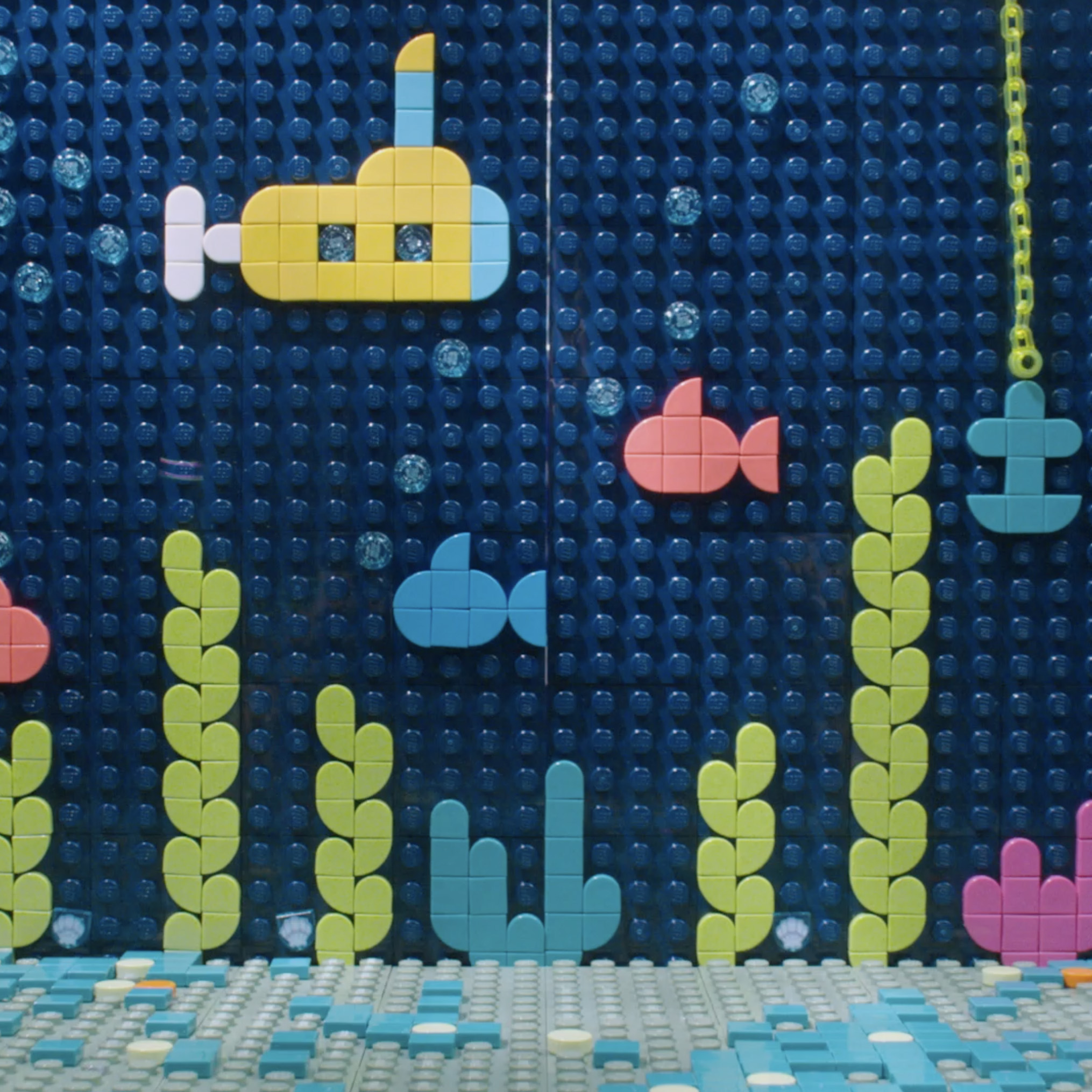 Lego - World of Dots