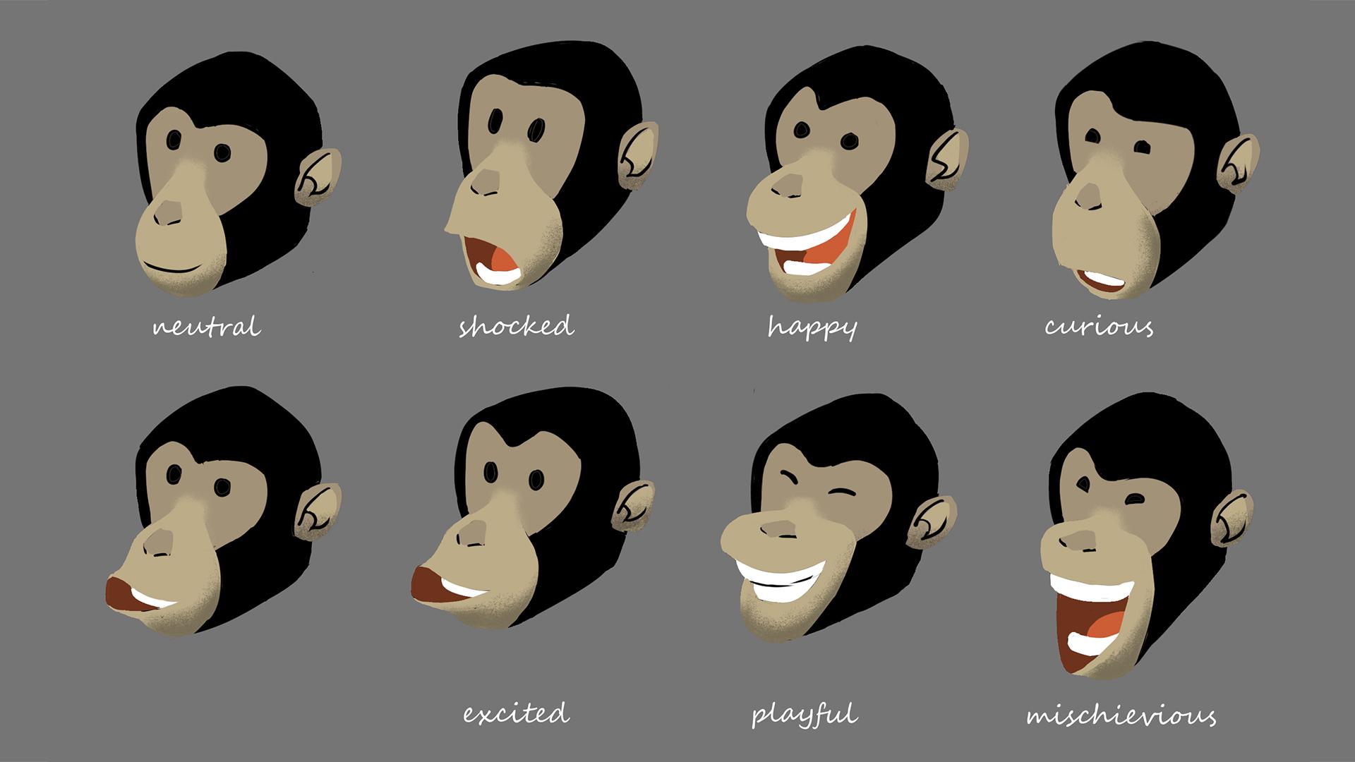 Century 21 Monkey Expressions
