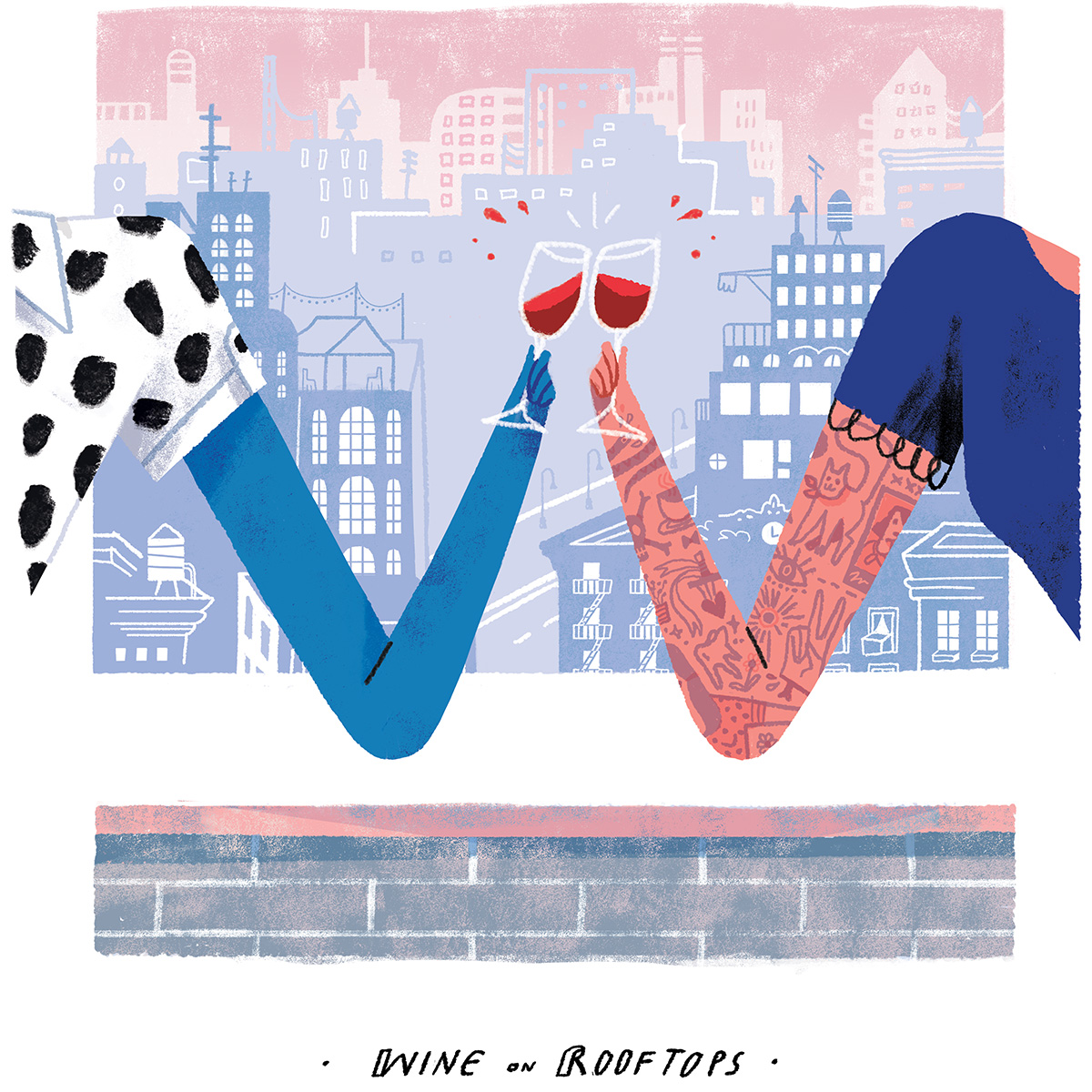illustrationsNewYork W v03