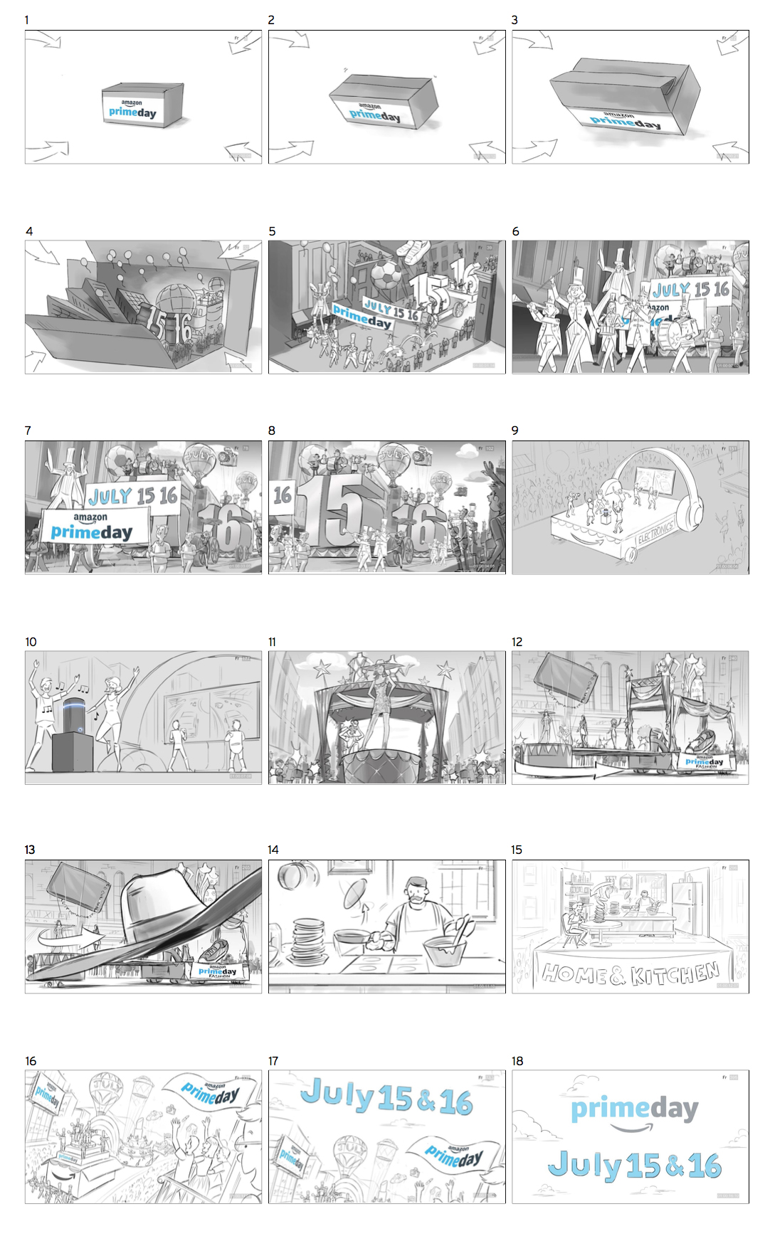 amazon casestudy storyboards petersluzska