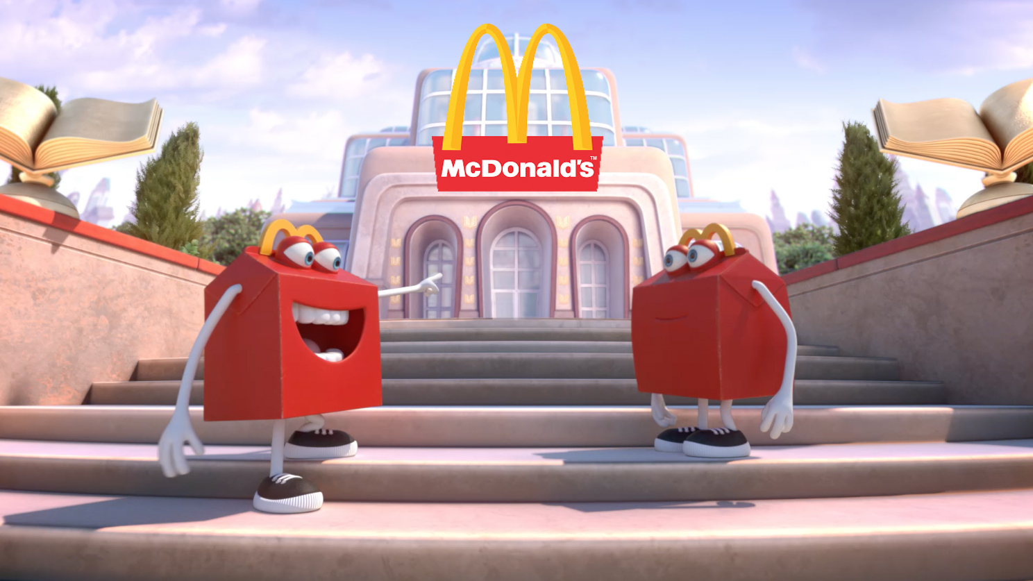 McDonald's - A Decade Long Legacy