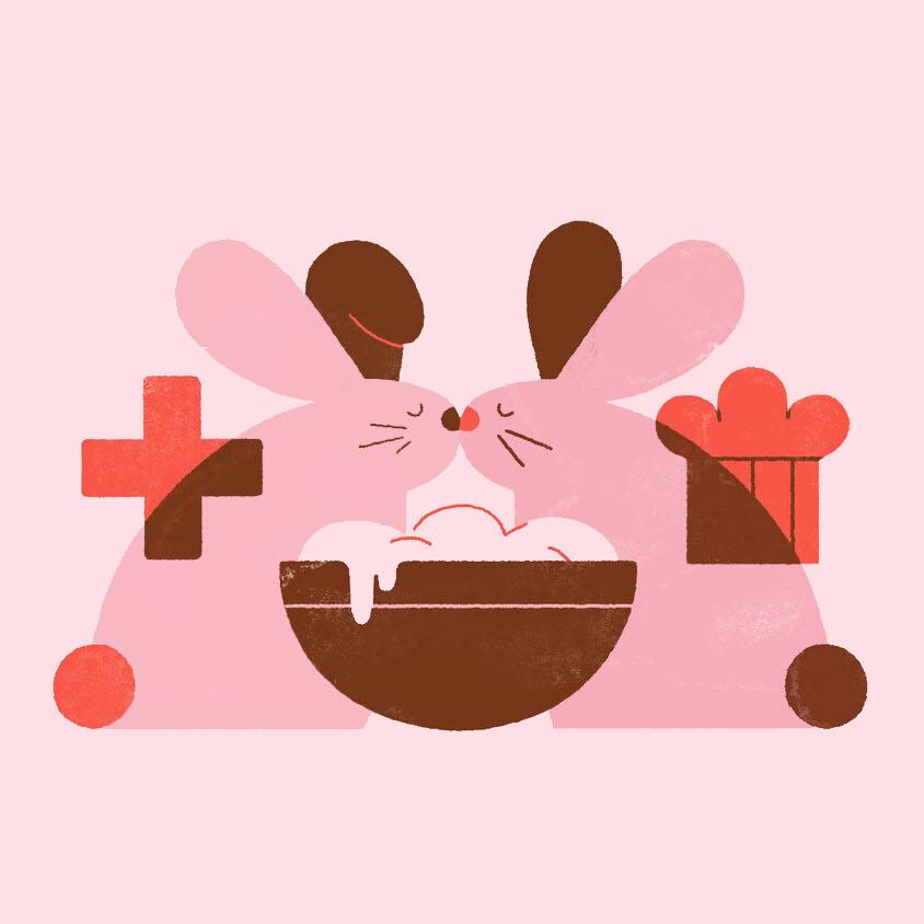 Two Rabbits Ice Cream