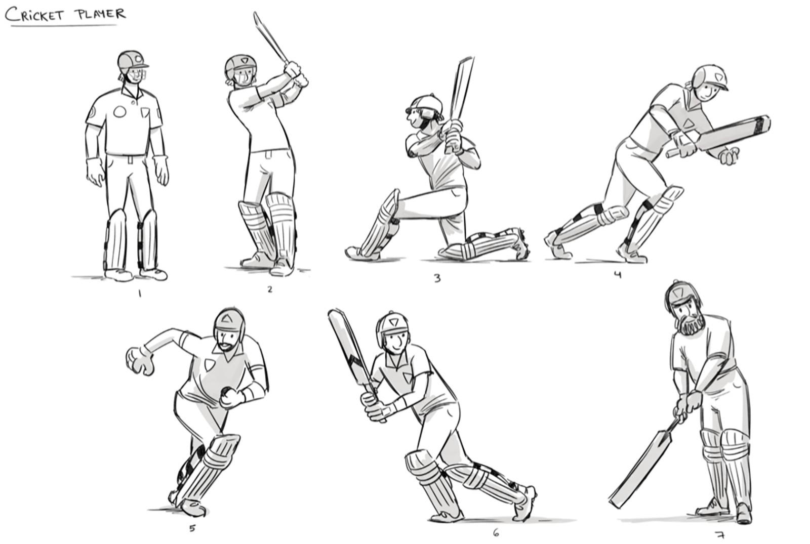 Frooti Cricket BTS01 YvesGeleyn Hornet