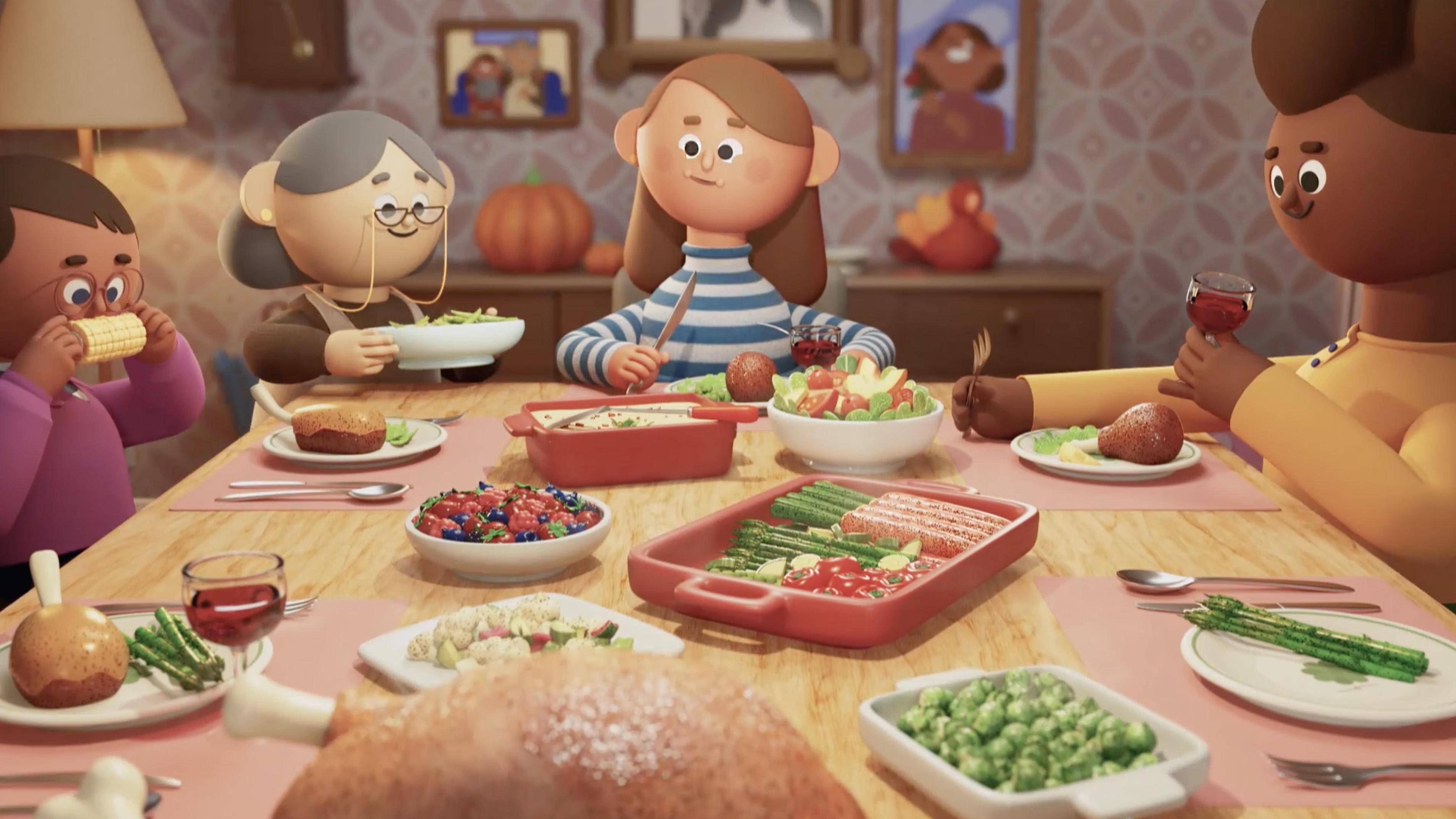 Kroger Thanksgiving