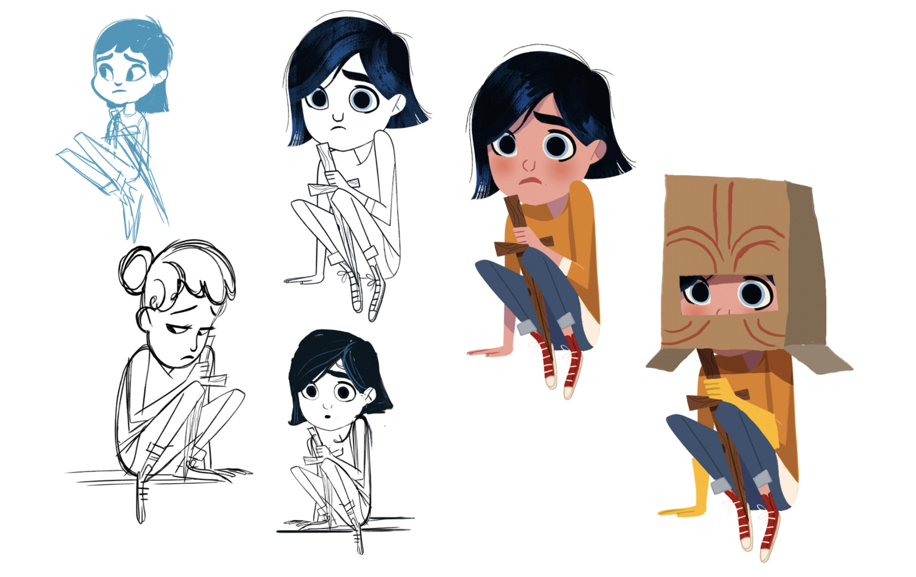 Character Design Research